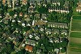 MF Matthias Friedel - Luftbildfotografie Luftbild von Königstraße in Halstenbek (Pinneberg), aufgenommen am 09.09.02 um 15:29 Uhr, Bildnummer: 2206-13A, Auflösung: 3000x2000px = 6MP - Fotoabzug 50x75cm