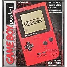 GameBoy Pocket - Konsole #rot