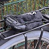 Zahlenschloss mit Stahlkettengliedern für Fahrrad und Motorrad -