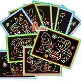 #10: Birthday Popper Magic Rainbow Scratch Art - Set of 20
