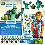 Monsters University Stickers & Tattoos P...