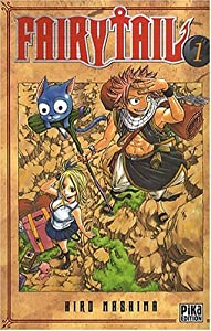 Fairy Tail Edition simple Tome 1