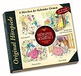 Hörspielschätze 1: Dornröschen, Aschenputtel, Brüderchen und Schwesterchen, Frau Holle - Gebrüder Grimm