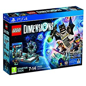 Lego Dimensions Starter Pack - PlayStation 4 1 spesavip