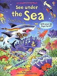Under the Sea (See Inside) (Usborne See Inside)