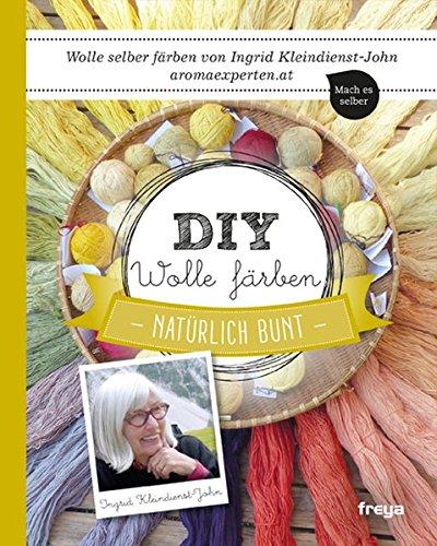 DIY Wolle färben: Natürlich bunt