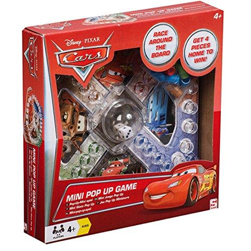 Disney Pixar Autos Pop Up Kinder Brettspiel Frustration 2-4 Spieler Familie Spaß