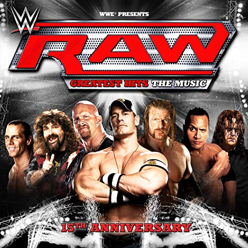 WWE: Raw Greatest Hits - The Music