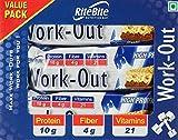 RiteBite Work Out Gymnasium Bar - Pack o...