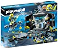 Playmobil 9250 Top Agents Dr. Drone's Command Base Toy Set by Playmobil UK