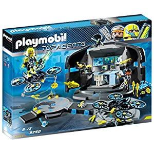 Playmobil 9250 Top Agents Dr. Drone