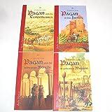 Pagan 1-4 komplett (Pagan und die Tempelritter - Pagan in der Fremde - Pagan und die schwarzen Mönche - Pagan in geheimer Mission) - Catherine Jinks