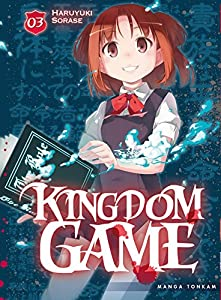 Kingdom Game Edition simple Tome 3
