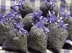 Quertee 10 x Lavendelsäckchen mit