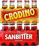 Product Image of Crodino Aperitivo 10x100ml and SanPellegrino SanBitter Red...