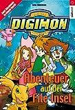 Digimon, Digital Monsters, Abenteuer auf der File Insel - John Whitman