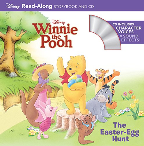 The Easter Egg Hunt Read-Along Storybook and CD
