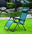 Redwood BB-FC114G Textoline Reclining Chair - Green - cheap UK light shop.