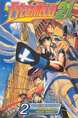 EYESHIELD 21 GN VOL 02 (OF 37)