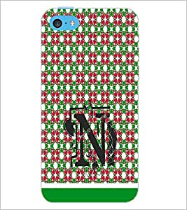 PrintDhaba GRANDbet N D-1409 Back Case Cover for APPLE IPHONE 5C (Multi-Coloured)