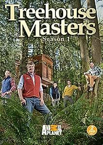 Treehouse Masters: Season 1 [Import USA Zone 1]