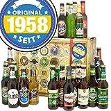 Original seit 1958 | Bierbox | 24 Bieren der Welt und D
