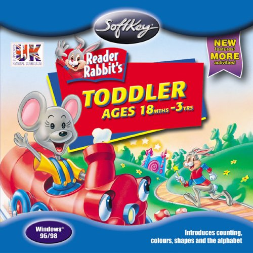 Reader Rabbit: Toddler (18mths - 3yrs) Test