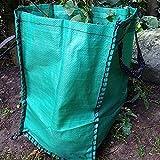 Gartensäcke/Einkaufstaschen, belastbar, wiederverwendbar, 10 Stück