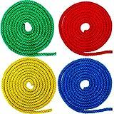 German-Trendseller-4-x-cordes-universelles-pour-enfantssport-et-jeu-1-rouge1-bleu-1-jaune-1-vert