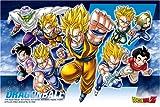 Dragon Ball Z 1000 piece the best warriors 1000-62 (japan import)