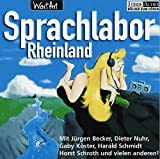 Sprachlabor Rheinland, 1 Audio-CD