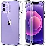 Spigen Funda Ultra Hybrid Compatible con iPhone 12 y Compatible con iPhone 12 Pro - Transparente