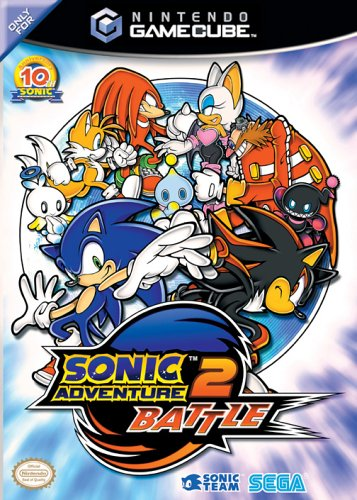 Sonic Adventure 2 Battle (Ps2 Spiele Sonic)