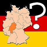 Deutschlandkarte Quiz
