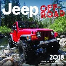 Jeep off-Road 2018 (Calendars 2018)
