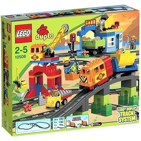 LEGO Lego-Duplo Deluxe Train Set 10508 by LEGO