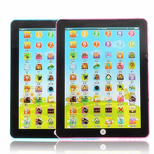 Bazaar Kid Kinder lernen Englisch Electronic Tablet Pad Educational Spielzeug