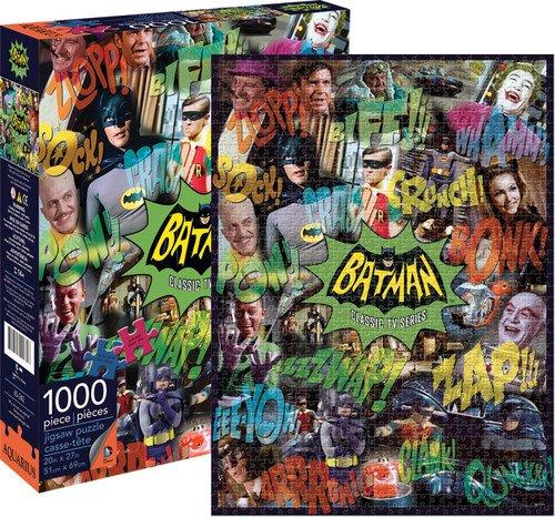 Aquarius Batman Classic TV Series 1000PC Jigsaw Puzzle
