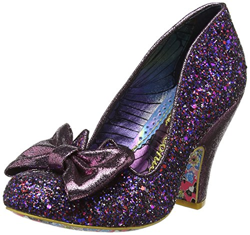 Irregular Choice Nick of Time, Escarpins Femme
