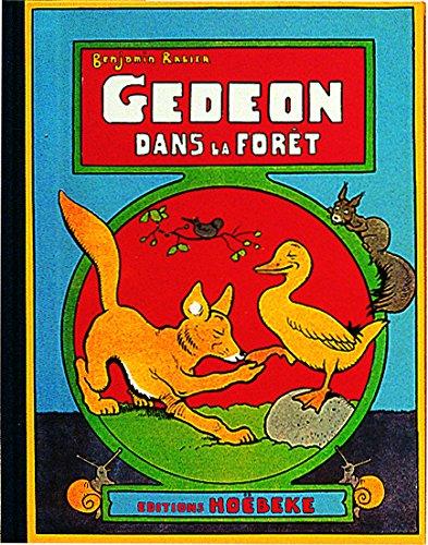 Gédéon dans la forêt par Benjamin Rabier