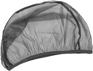 NF&E Waterproof MTB Road Bicycle Helmet Cover Adult Cycle Rain Covered Black