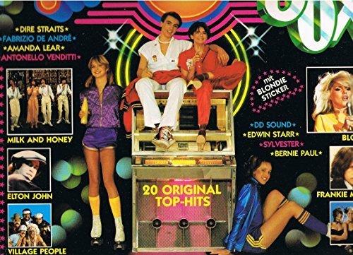 music box - 20 original top hits (33 tours) Veronica Music Box