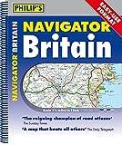 Philip's 2018 Navigator Britain Easy Use Format: Spiral (Philips Navigator)