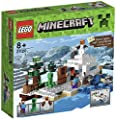 LEGO 21120 Minecraft The Snow Hideout Playset from LEGO