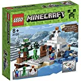 LEGO - La guarida en la nieve, multicolor (21120)