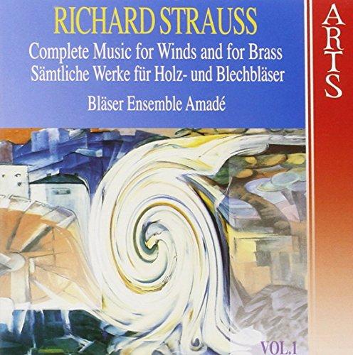 Werke für Bläser und Blechbläser Vol. 1