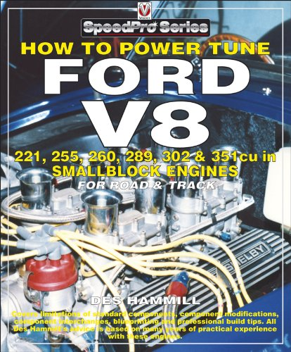 How To Power Tune Ford V8 (SpeedPro series) (English Edition)