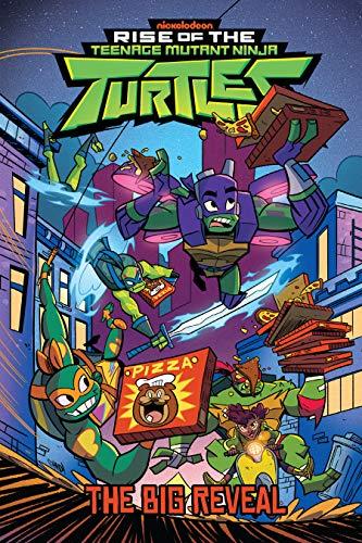 Rise of the Teenage Mutant Ninja Turtles: The Big Reveal ...