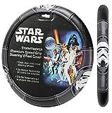 Plasticolor Steering Wheel Cover Speed Grip, Star Wars Stormtrooper