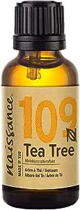 Naissance Teebaumöl (Nr. 109) 30ml 100% naturreines ätherisches Öl